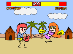 Stick Fighter II