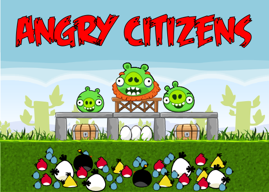 Angry Citizens