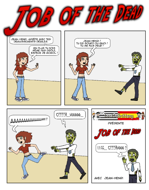 Job of the Dead I : Jean-Henri